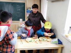 孩子们的午餐光阴系列之(2)_胡陵
