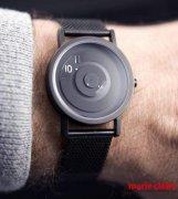 巧心思都正在指针上 变个别例让手表更风趣